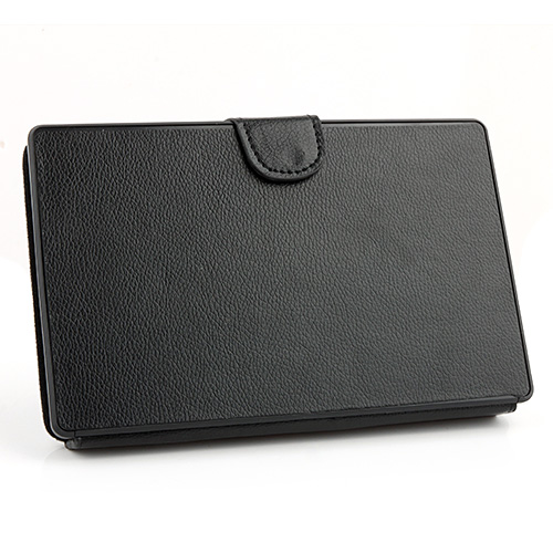 Brand New Leather Case with Keyboard and USB Interface for 7 inch Tablet PC Black