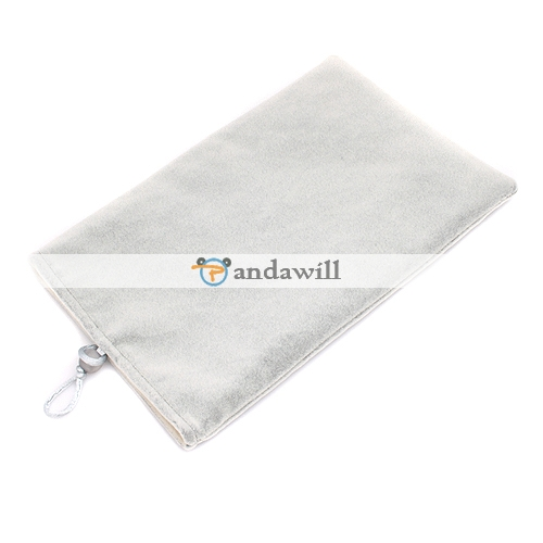 Gray Soft Cloth Case Bag for Panda Pad M001/M002 7 Inch MID GPS