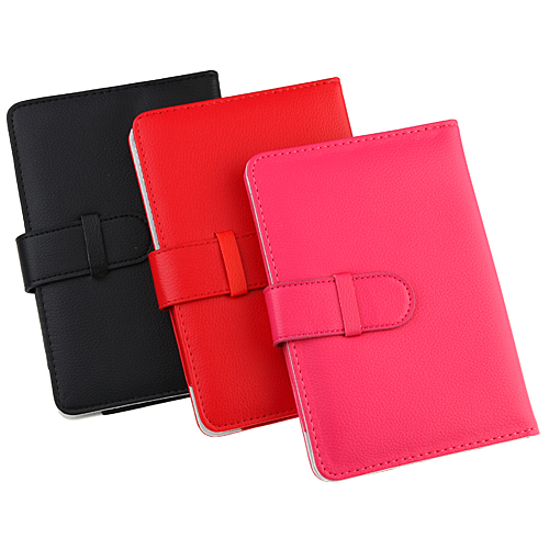 Protective Leather Case Cover for Q88+ Yeahpad A13 Tablet PC