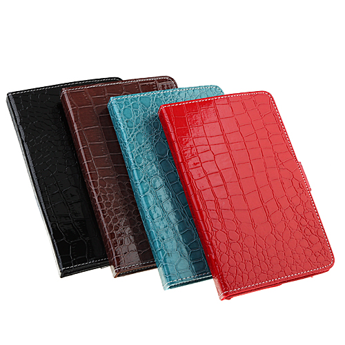 Universal Leather Case Stand Cover for 7 Inch Tablet PC