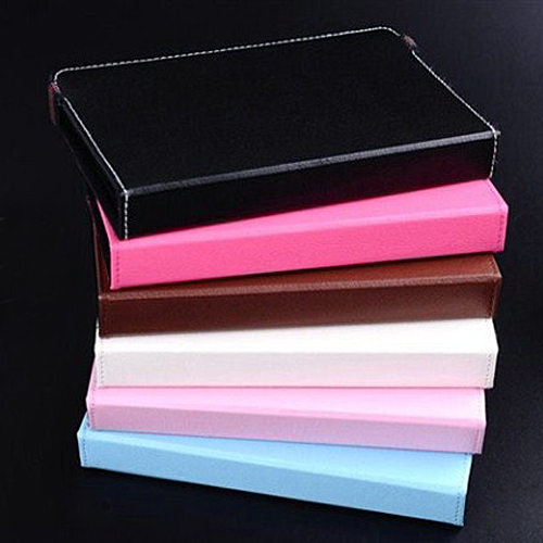 Multi-color Protective Leather Case Stand Cover for 9.7 Inch Tablet PC