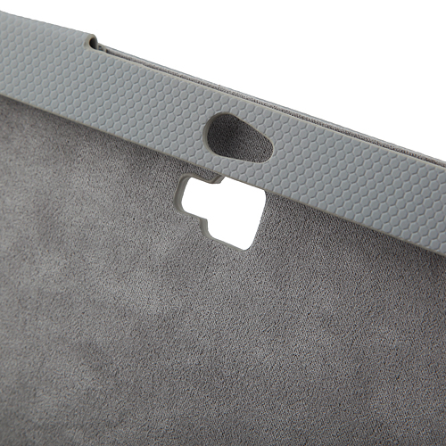 PIPO Flip Stand Leather Case Cover for 10.1 Inch Tablet PC M9 M9pro Tablet PC Gray