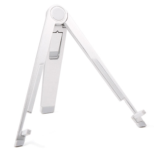 Mobile Stand for Tablet PC 7-10.1 Inch Silver