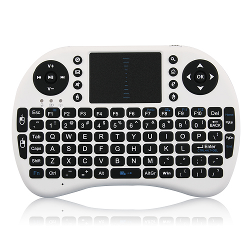 RF500 Mini Wireless Keyboard 2.4G Touch Pad for Tablet PC Android TV Box HTPC
