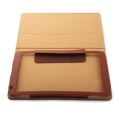 Fold PU Leather Protect Case Cover Stand Holder for Ramos W27 Tablet PC