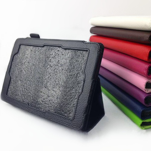 Smart Stand Leather Case for ASUS ME371 Multi-Colors