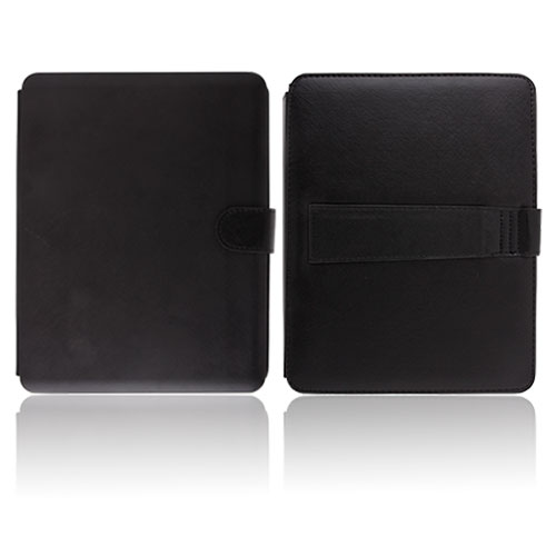 Keyboard Leather Case for 8 inch Tablet PC Black