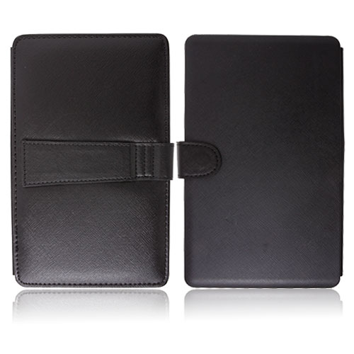 Keyboard Leather Case for 7 inch Tablet PC Black