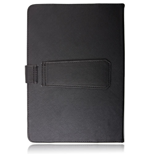 Stand Leather Case for 10.1 inch Tablet PC Black