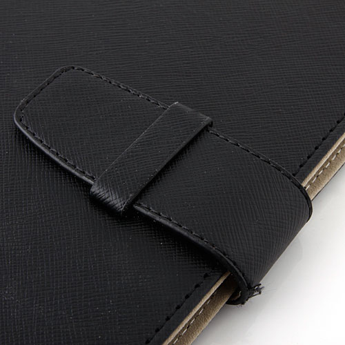 Leather Case for 7 inch Tablet PC Black