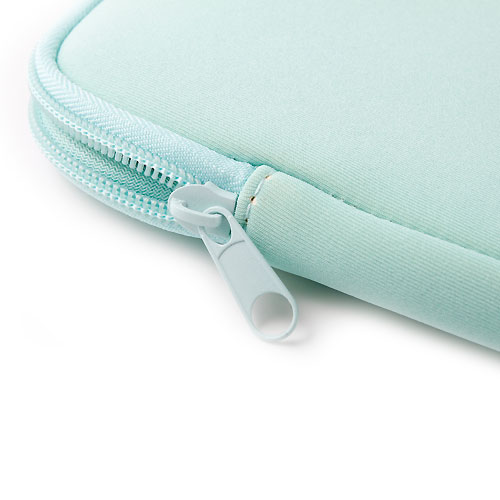 Protective Pure Color Zipper Bag Pouch for 7 Inch Tablet PC