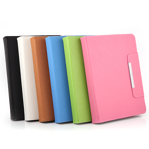 Protective Leather Stand Case Cover for 8 inch Tablet PC