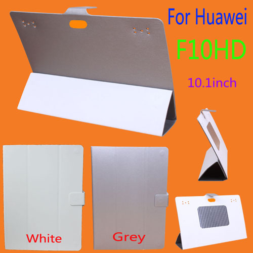 Ultra Thin Protective PU Leather Stand Case Cover HUAWEI MediaPad 10 FHD Tablet PC  2 Color