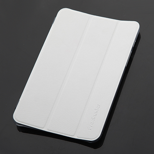 Portable Super Thin White Plastic Case Cover for Freelander PX1 PX2 Tablet PC