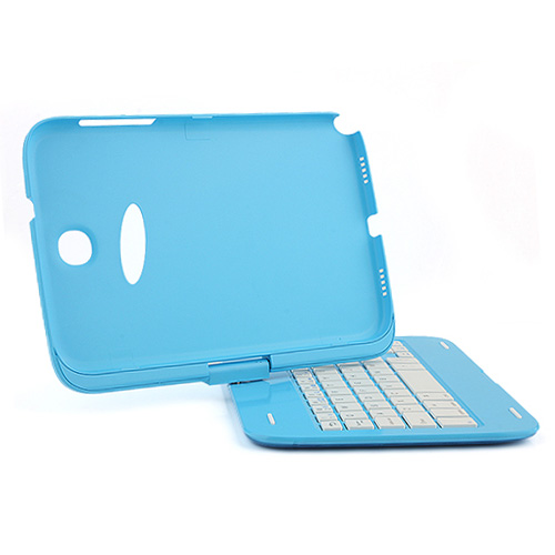 Portable Wireless Bluetooth Keyboard Case Cover for Samsung Note 8.0