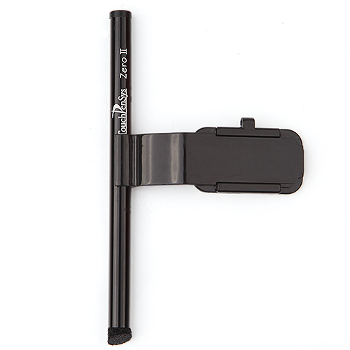 Portable Capacitive Touch Screen Stylus Pen With Detachable Clip 2 Color Optional