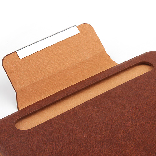 "Ultra Thin 7"" Soft Silicone Sucker Leather Cover Case Six Colors"