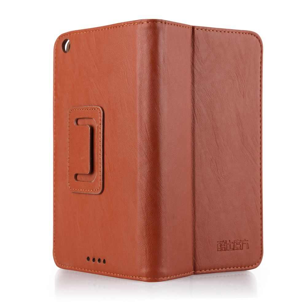 Protective Stand Folio Leather Case Cover for CUBE Talk 7X Tablet PC 2 Colors