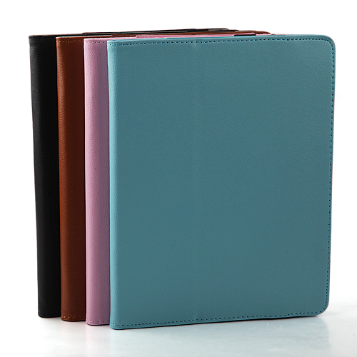 Universal 4:3 Leather Stand Case Cover for 9.7Inch Tablet PC 4-color