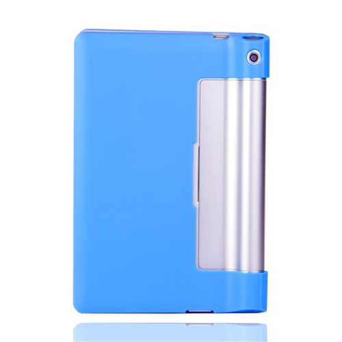 Fashion Silk Print Protective Leather Case Cover for Lenovo Yoga B6000 3-color