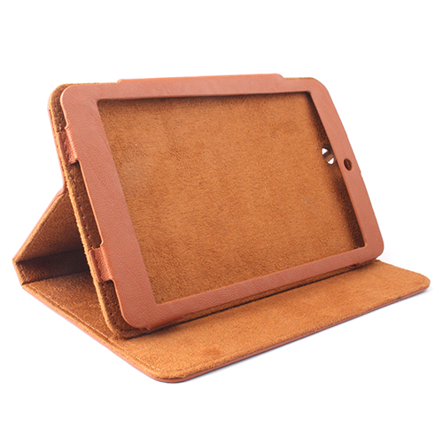 Portable PU Leather Stand Case Cover for Colorfly E708 Q1 Q2 Tablet PC 2-color
