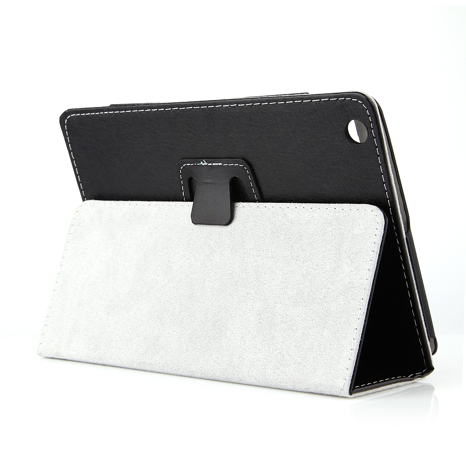 Original Silk Printing Flip Stand Leather Case Cover for FNF ifive mini3 3G Tablet PC