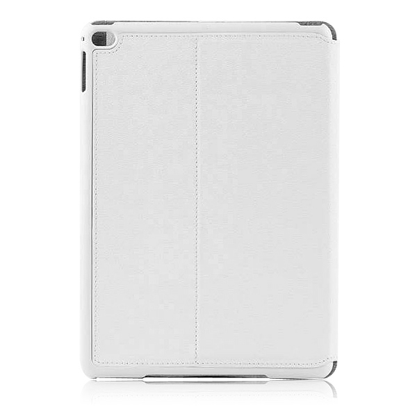 Protective Flip Stand PU Leather Case for 9.7 Inch  Ipad air 2 Tablet PC  White