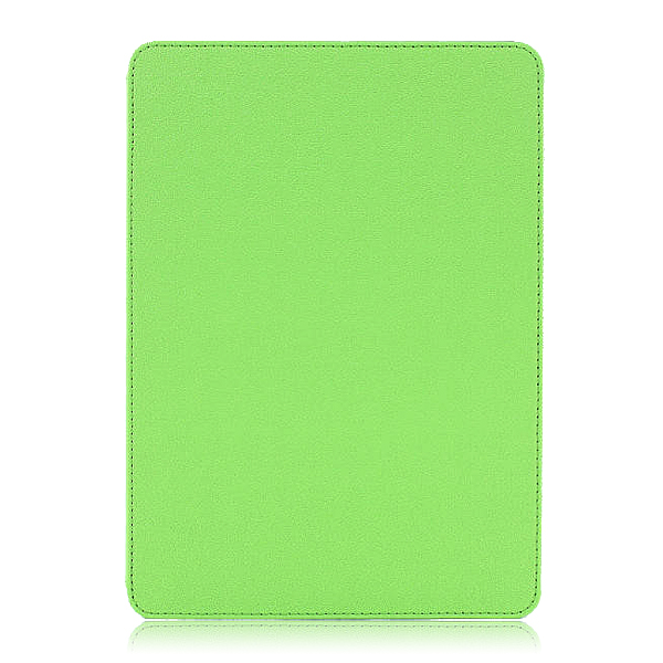 Protective Flip Stand PU Leather Case for 9.7 Inch  Ipad air 2 Tablet PC  Green