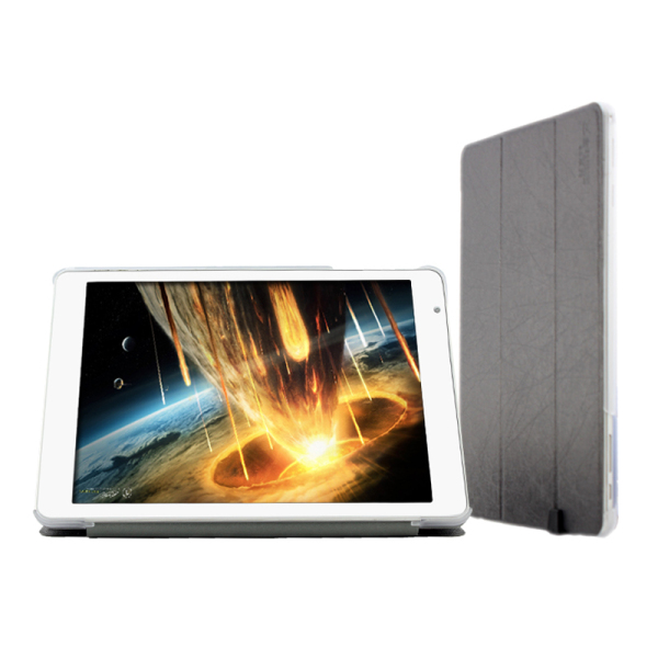 "Removable Ultra-Thin PU Leather Case Cover for 9.7"" Teclast X98 Air II/X98 Air 3G Black"