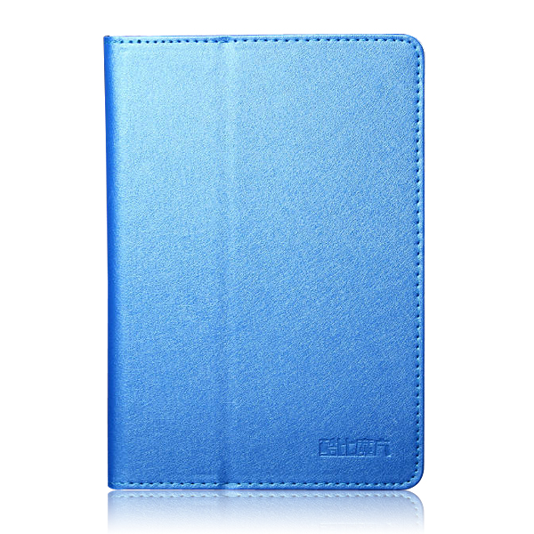 Flip Stand PU Leather Case for CUBE Talk 79 Octa Core 7.9 Inch Tablet PC Blue