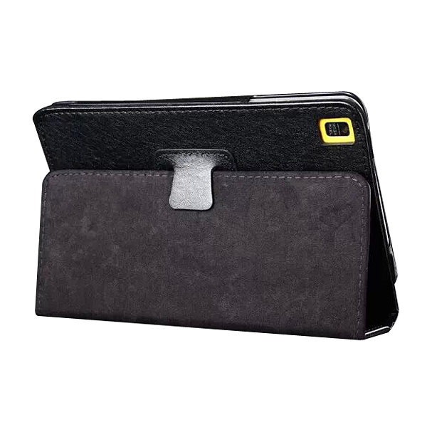 Protective Flip Stand PU Leather Cover Case for Ramos i7s Tablet PC Black
