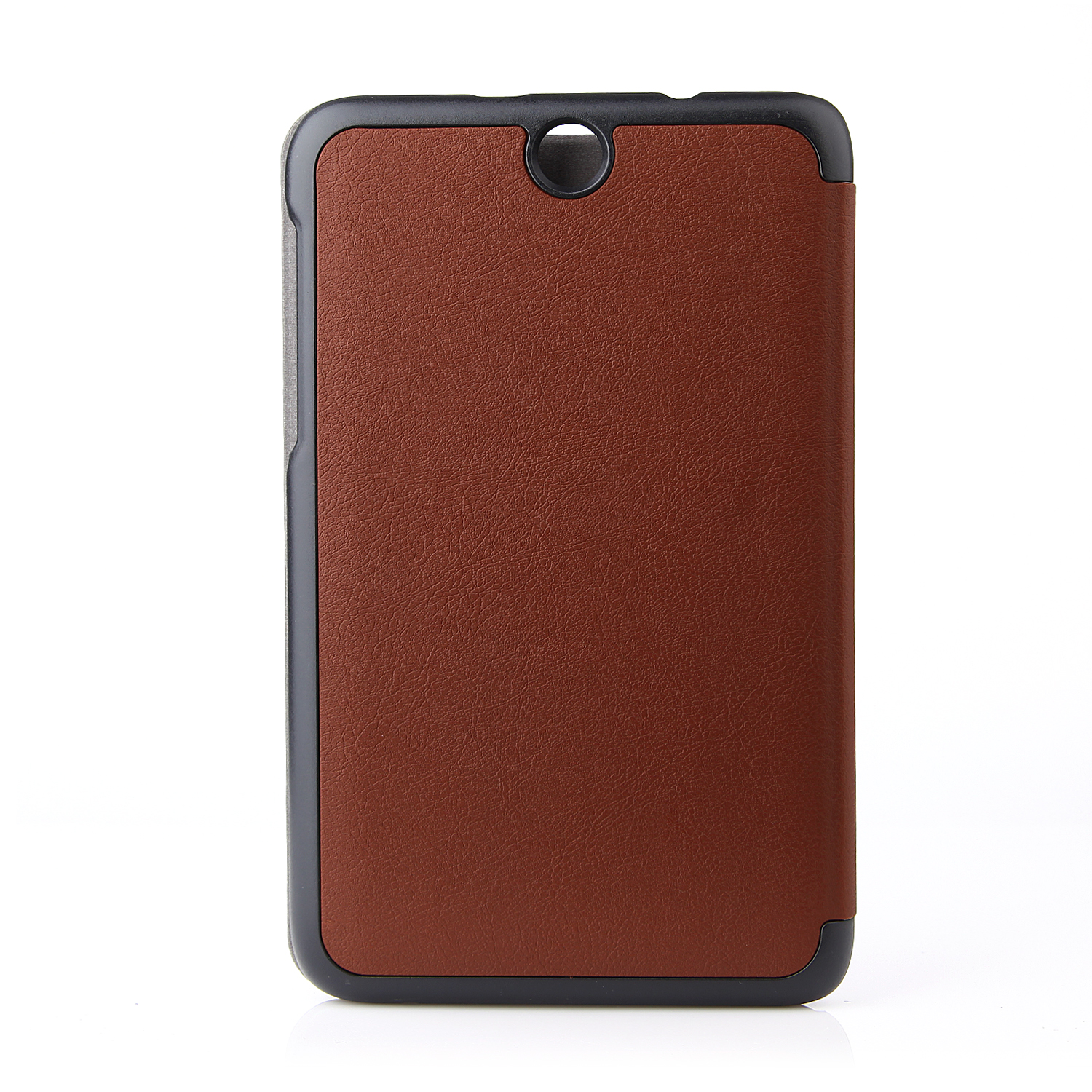 Protective PU Leather Stand Case Cover for Lenovo A3500 Tablet PC Brown