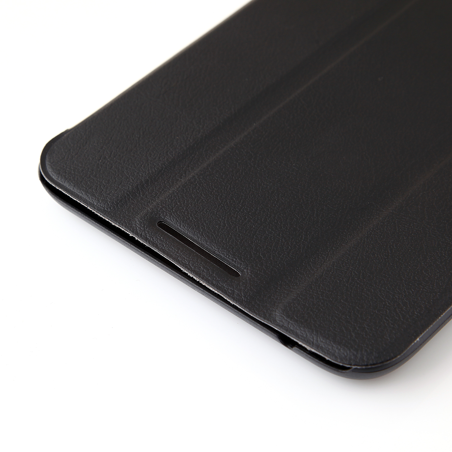 Protective PU Leather Stand Case Cover for Lenovo A3500 Tablet PC Black