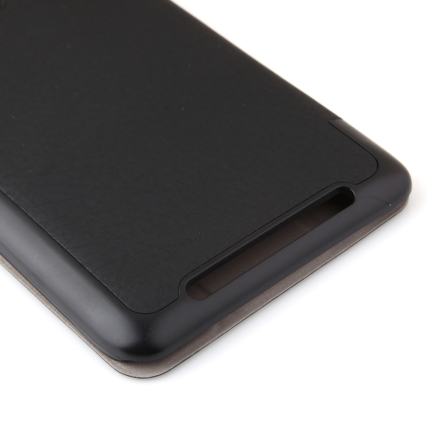 Protective PU Leather Stand Case Cover for Lenovo A3500 Tablet PC KP-69D Black
