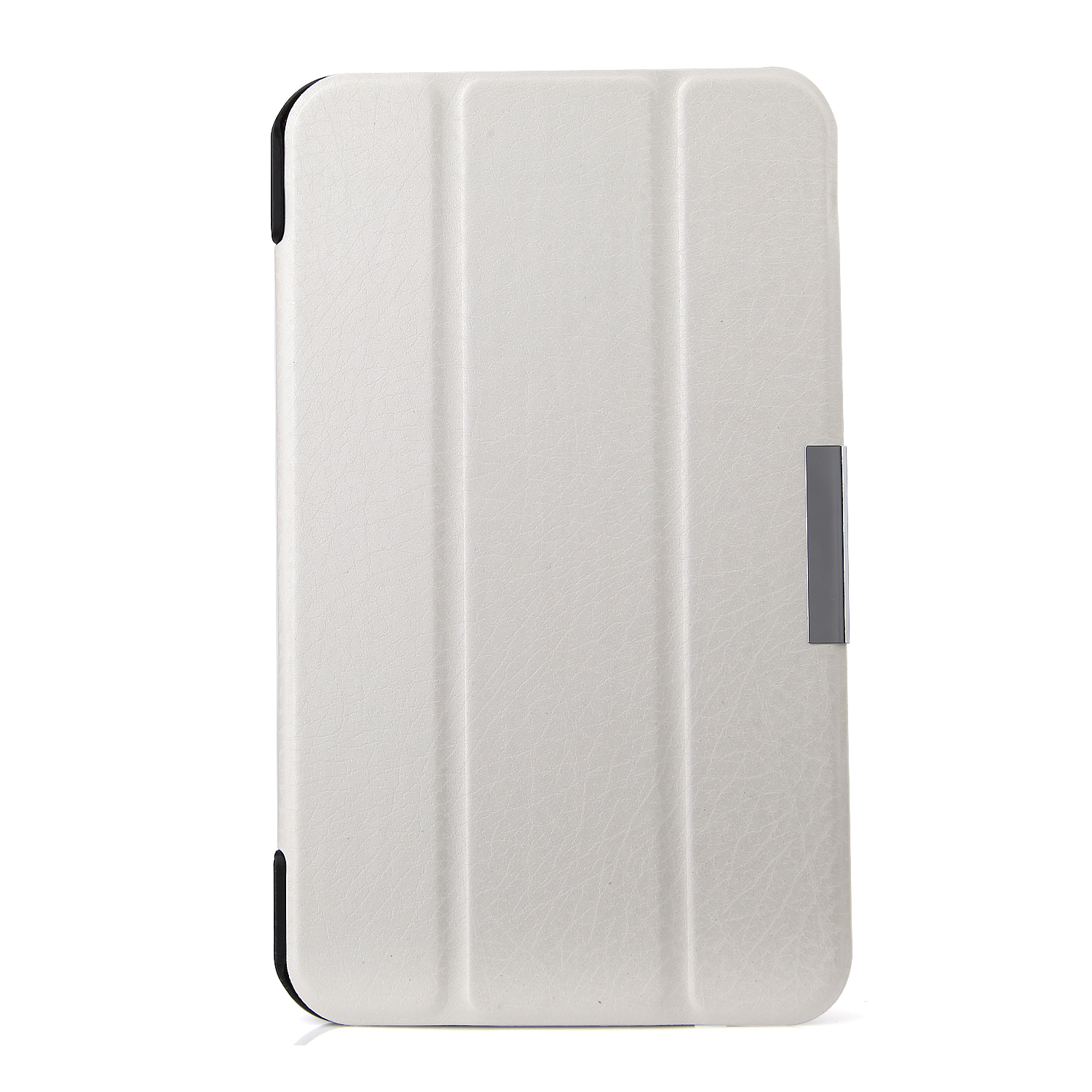 Protective PU Leather Stand Case Cover for FonePad 7 Tablet PC White