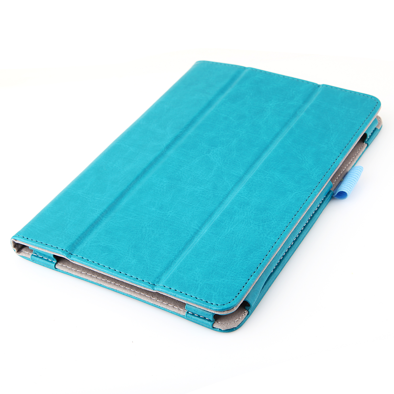 Protective PU Leather Stand Case Cover for the Mi Pad - Blue