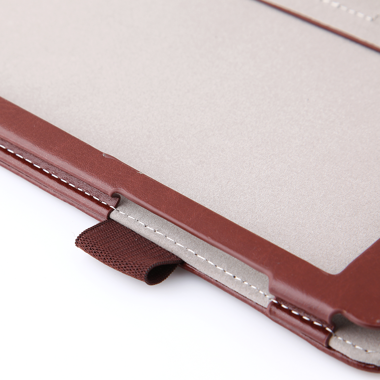 Protective PU Leather Stand Case Cover for the Mi Pad - Brown