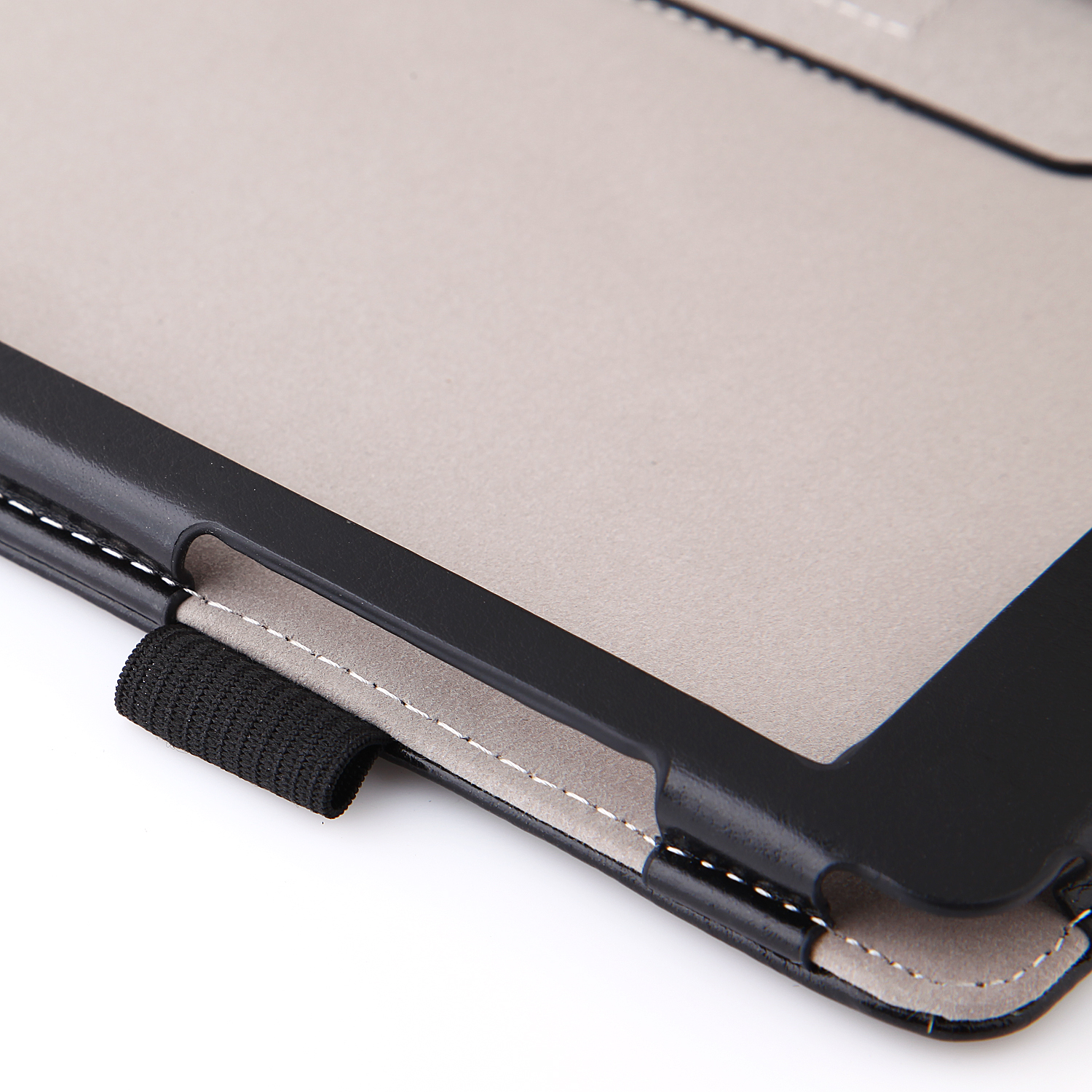 Protective PU Leather Stand Case Cover for the Mi Pad - Black