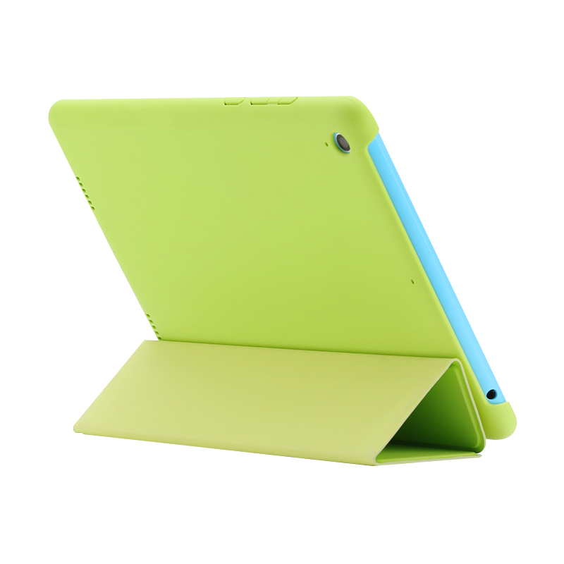 Original Smart Protective Flip Cover Case for XIAOMI Tablet PC Green