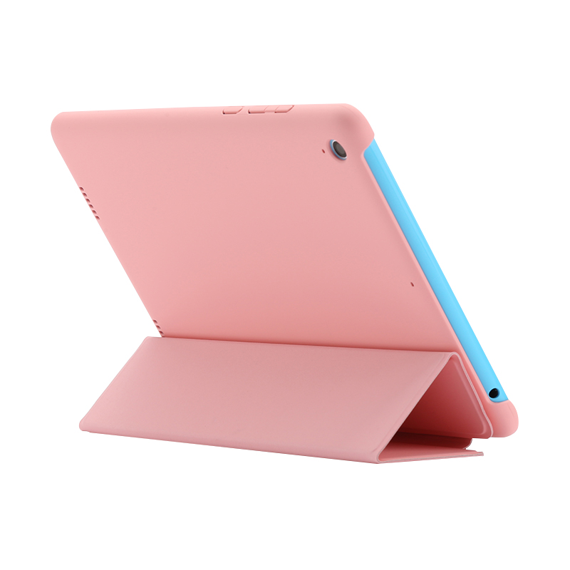 Original Smart Protective Flip Cover Case for XIAOMI Tablet PC Pink