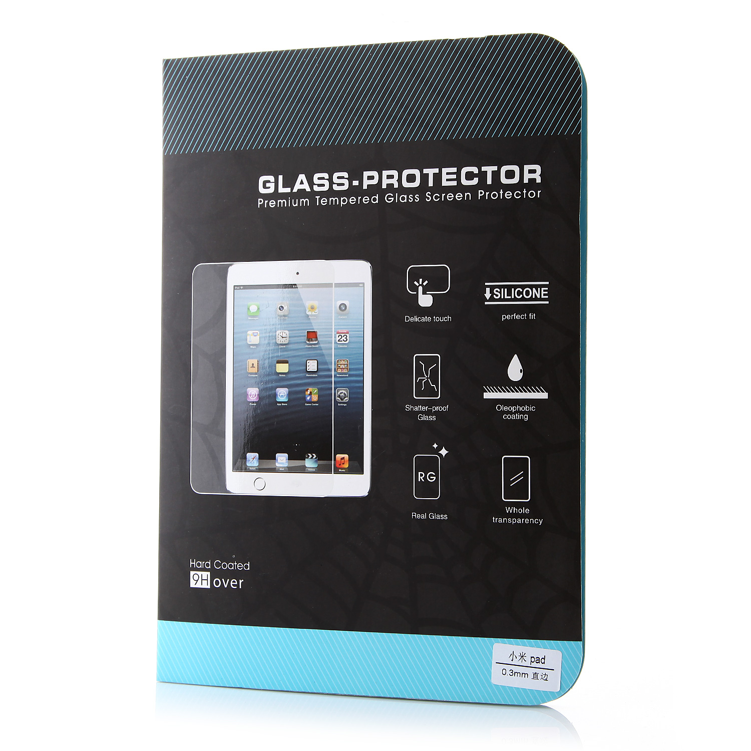 Premium Tempered Glass Protection Screen for XIAOMI MI PAD Tablet PC