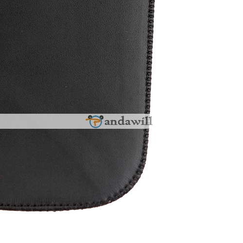 Black Leather Case Bag for Panda Pad M001/M002 7 Inch MID GPS