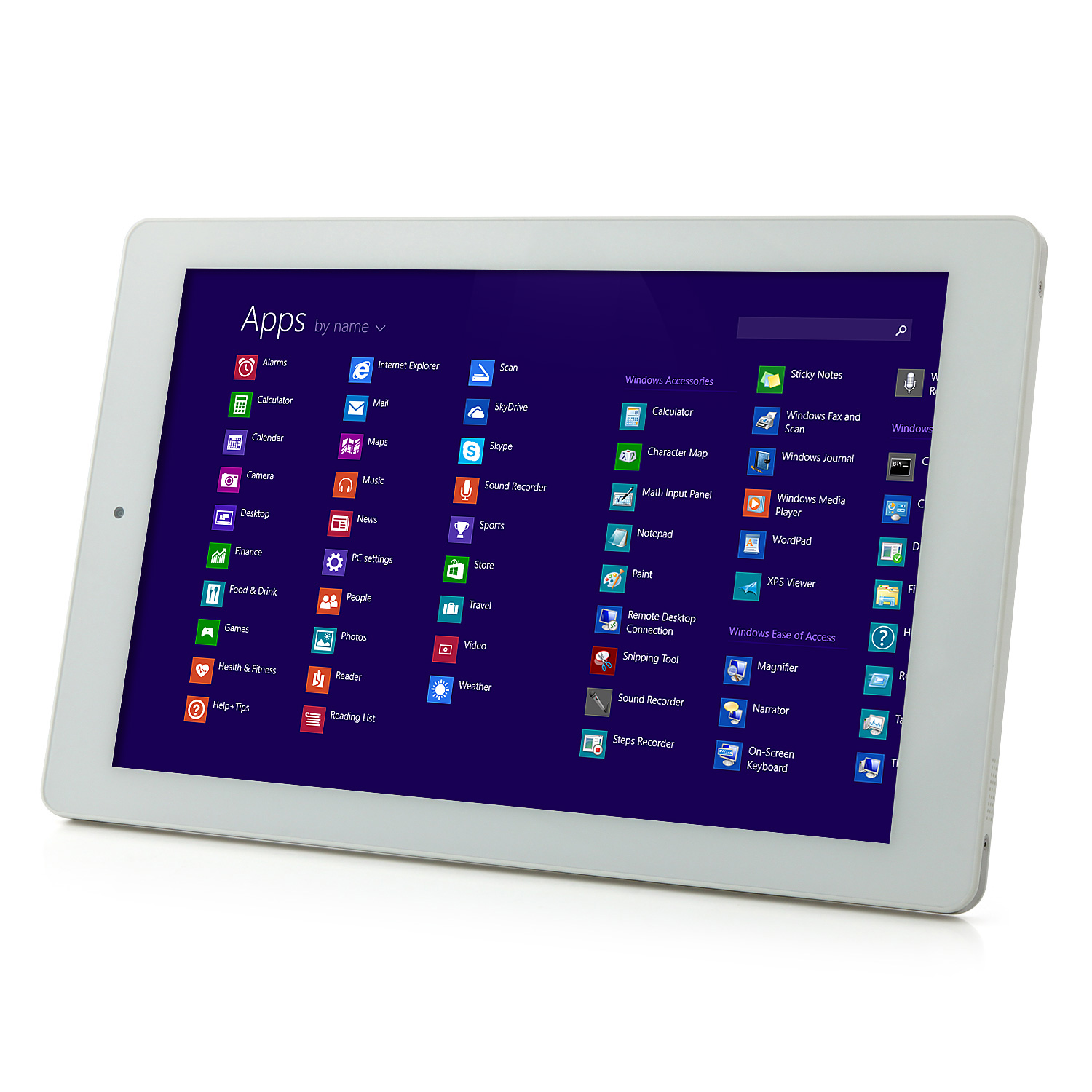 CHUWI V89 3G Tablet PC Intel Z3735F Quad Core 8.9 Inch Windows 8.1 FHD OGS 64GB White