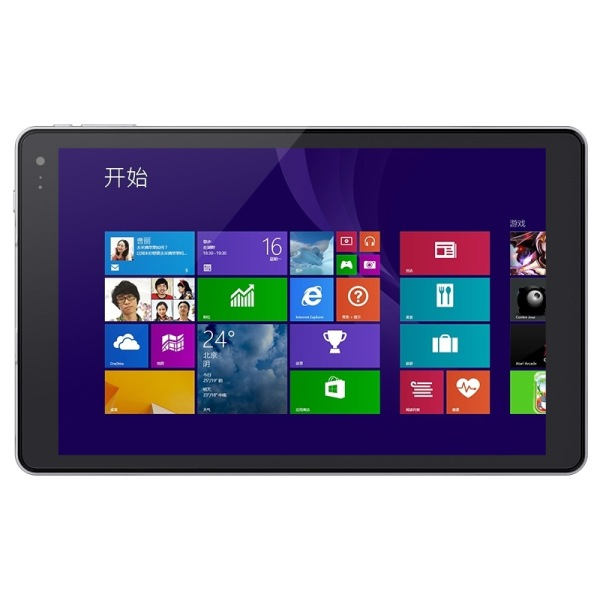 CUBE iwork8 Tablet PC Dual Boot Intel Z3735E Quad Core 8.0 Inch IPS 32GB Black&White