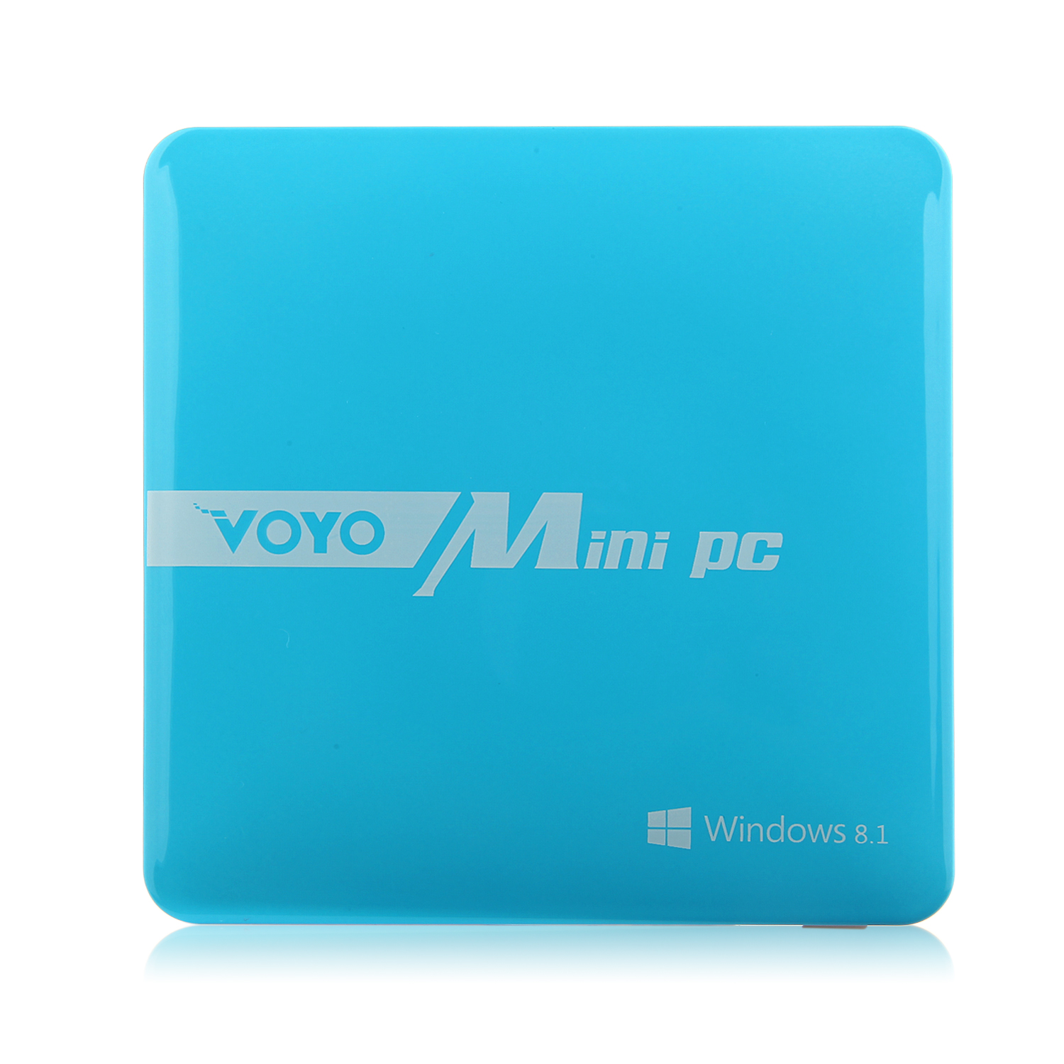 VOYO WinPad Mini TV Box Windows 8.1 Intel Z3735F Quad-Core Bluetooth 2GB 64GB Blue
