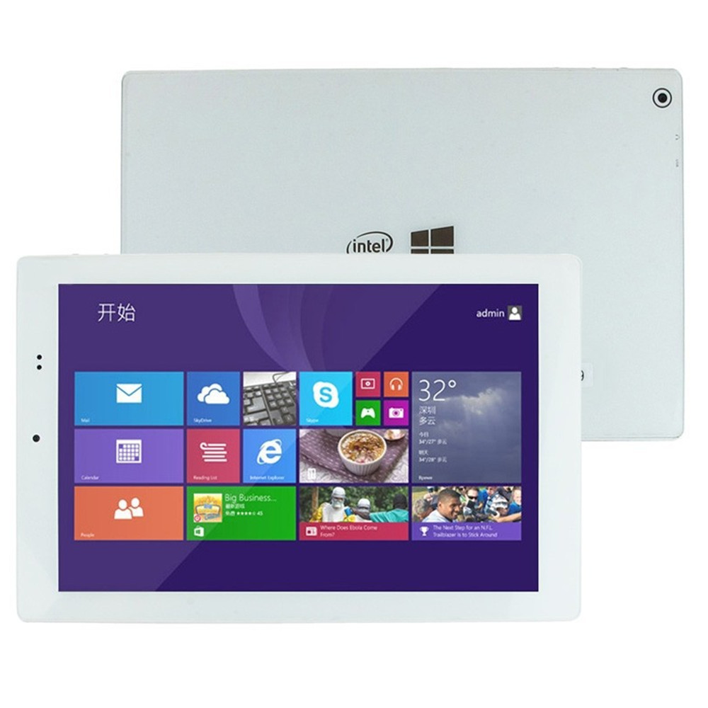 Pipo W6 WiFi Tablet PC Intel Z3735F Quad Core 8.9 Inch Windows 8.1 FHD IPS 2GB 32GB