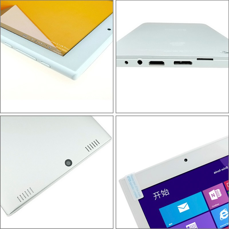 Ainol NOVO W8 Tablet PC Intel Z3735D Quad Core 8.0 Inch Windows 8.1 IPS 2GB 32GB White