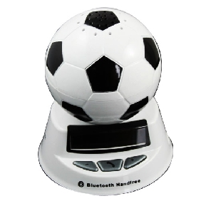 Football Bluetooth Handsfree Car Kit + LCM Display