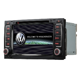 8inch Car autoradio gps navigation system player Special Car dvd for VW/Skoda 4GBTF card free Map inside