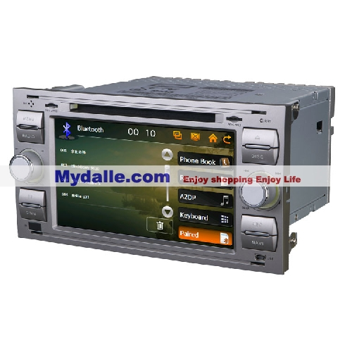 6.5 inch Car autoradio gps navigation system player Special Car dvd for Ford